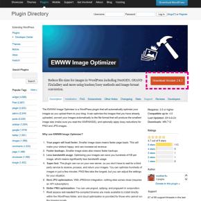 【wordpressプラグイン】EWWW Image Optimizer:画像を自動的に圧縮する