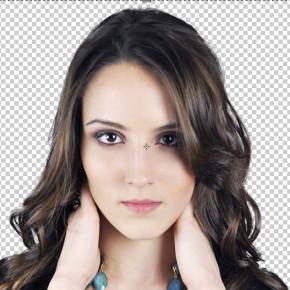 【Photoshop】髪の毛をきれいに切りぬく方法
